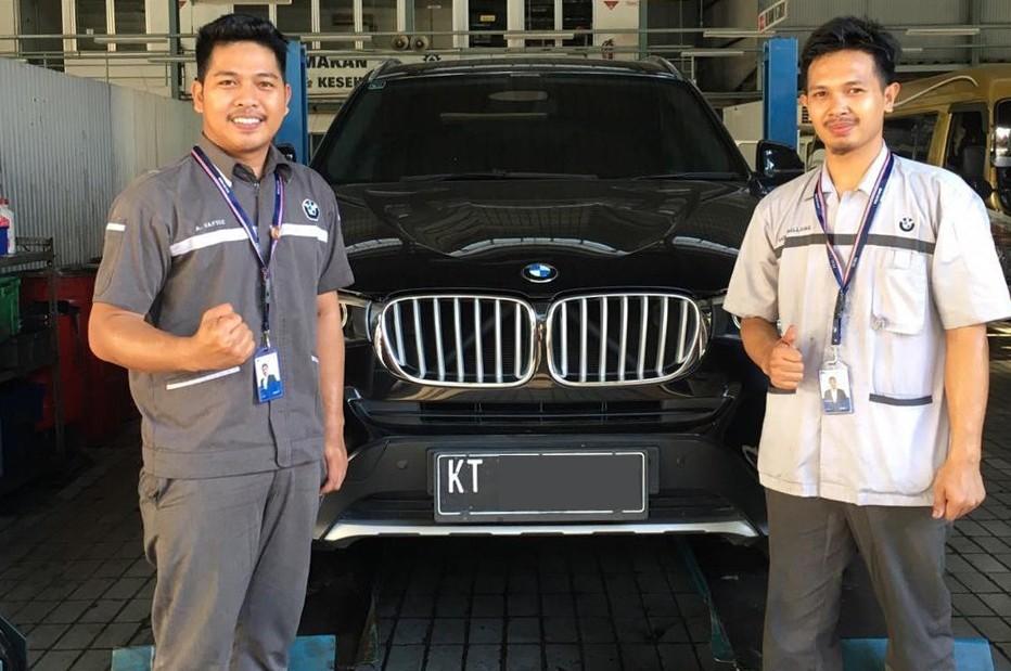 BMW Astra kini menjangkau wilayah Kalimantan Timur. Pelanggan BMW dan MINI di Kaltim sudah bisa mendapatkan layanan service booking. Dok. BMW Astra