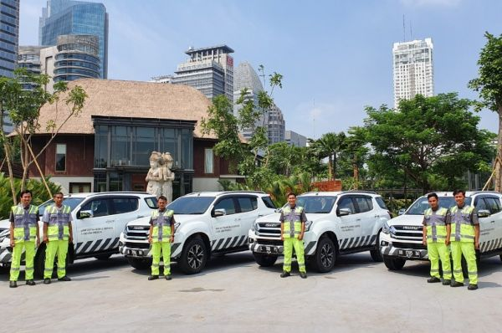 BMW Astra resmi meluncurkan layanan Mobile Service. Dok. BMW Astra