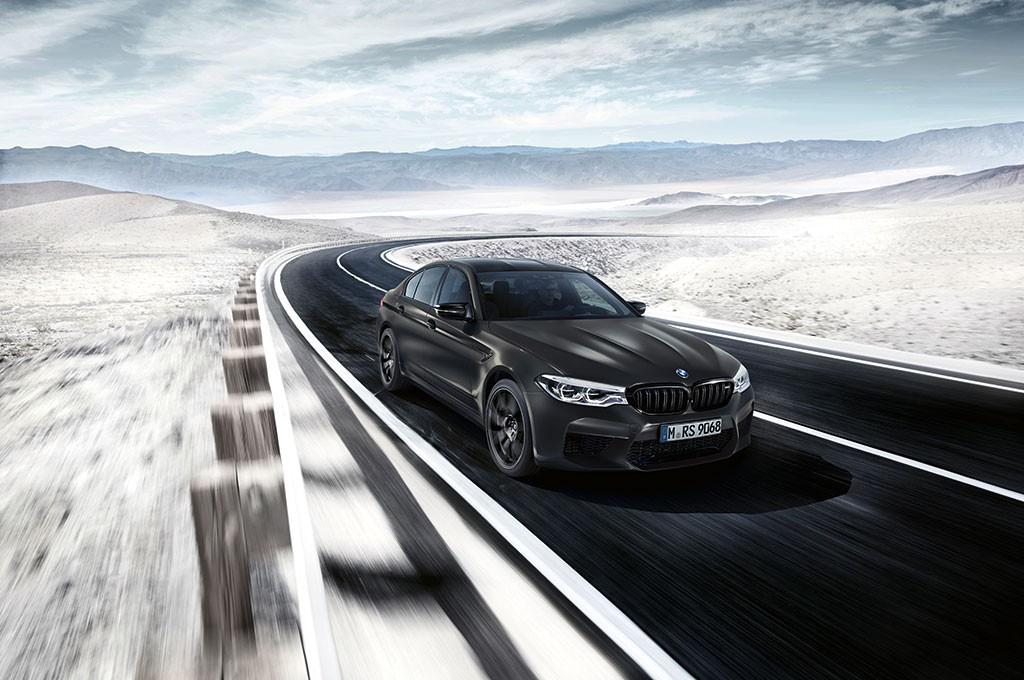 BMW M5 Edition 35 Years. bmw