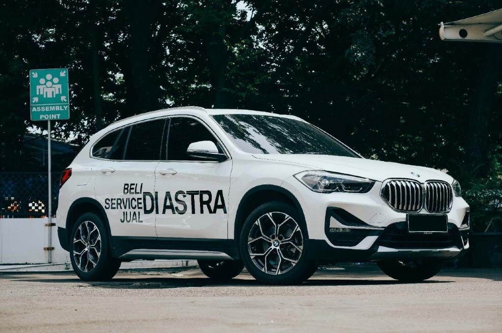 BMW Astra tawarkan inovasi dalam menstimulus penjualan selama masa pandemi Covid-19. bmw astra