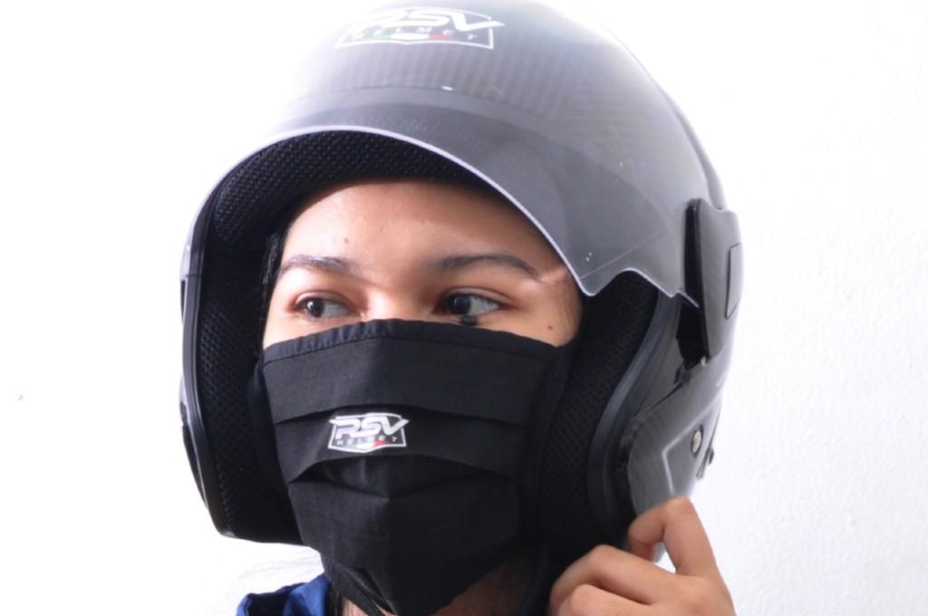 Naik Ojol di Tengah Covid-19, Lebih Baik Bawa Helm Sendiri