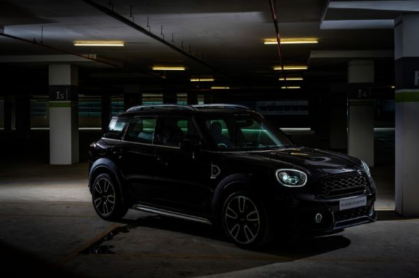 MINI Countryman Blackheath Edition hanya diproduksi 24 unit. MINI