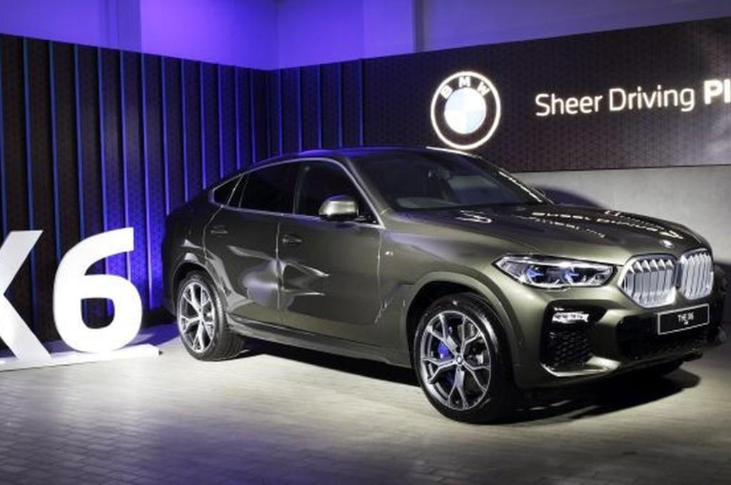 All BMW New X6 dibanderol Rp1,8 Miliar. bmw