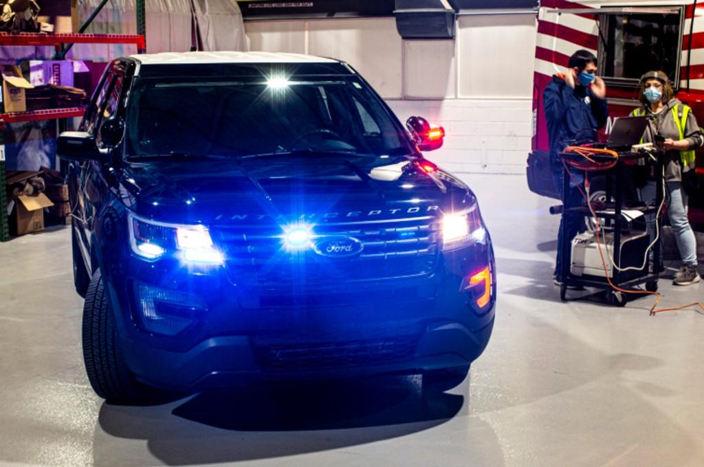 Ford kembangkan teknologi yang bisa membunuh virus di dalam kabin. driving