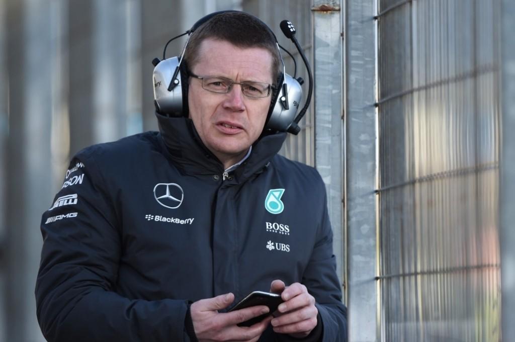 Peracik Mesin F1 Mercedes Mengundurkan Diri