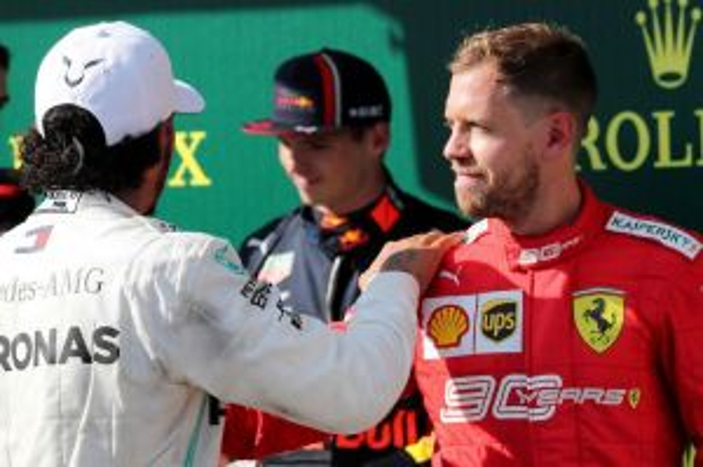 Verstappen Dukung Vettel ke Mercedes