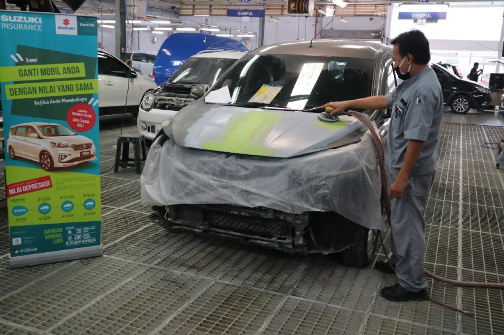 Suzuki Insurance menawarkan masa perlindungan lebih lama, dari tiga tahun menjadi lima tahun. suzuki