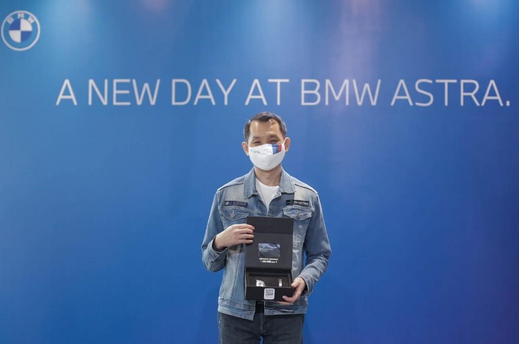 Begini Standar Protokol Kesehatan di BMW Astra