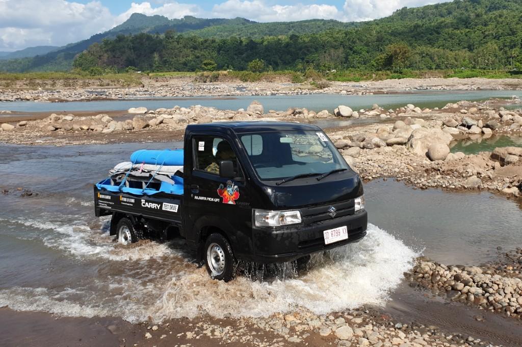 Suzuki New Carry Pick Up jadi kontributor terbesar penjualan Suzuki di bulan Juni 2020. sis