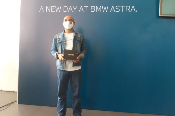 Operation Manager BMW Astra, Teguh Widodo.