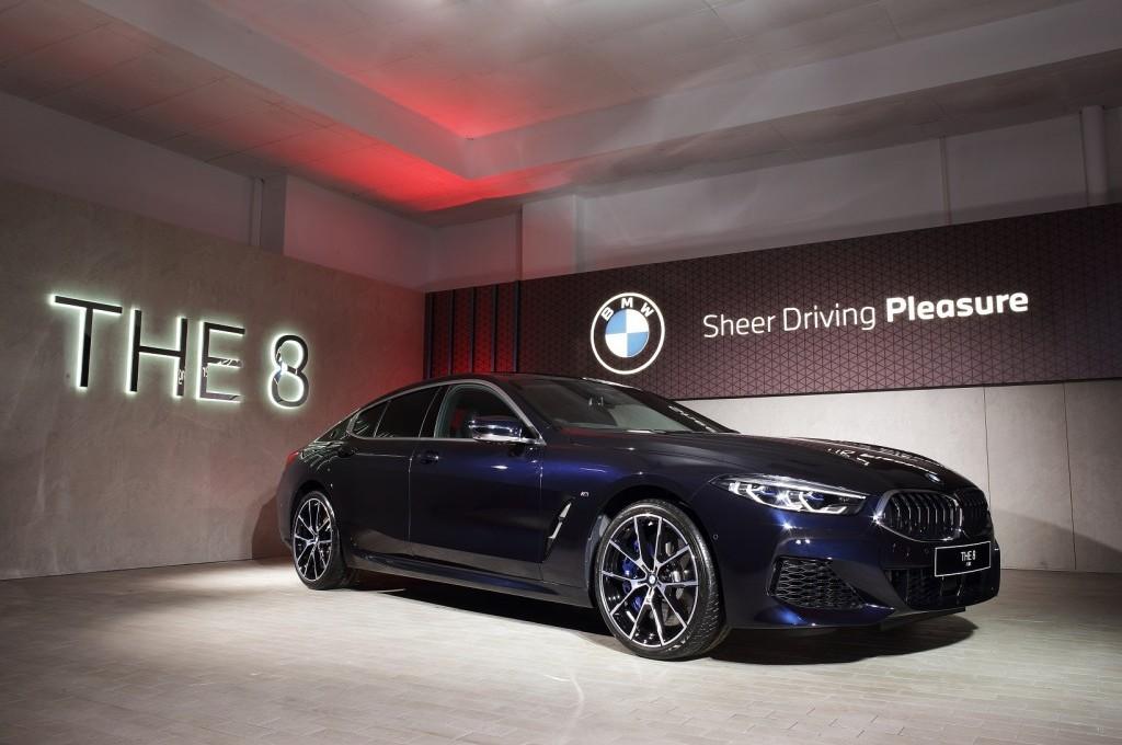 The New 8 Gran Coupe, Sedan Mewah BMW Seharga Rp2,4 Miliar