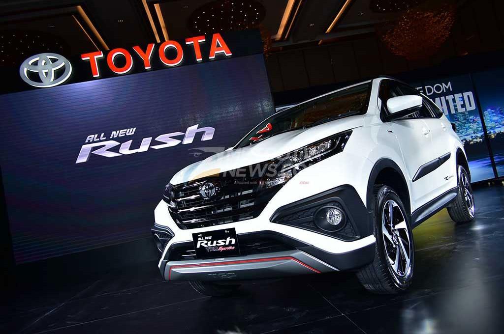 Pameran Online Toyota Sedot 60 Ribu Pengunjung, Rush Laris Manis