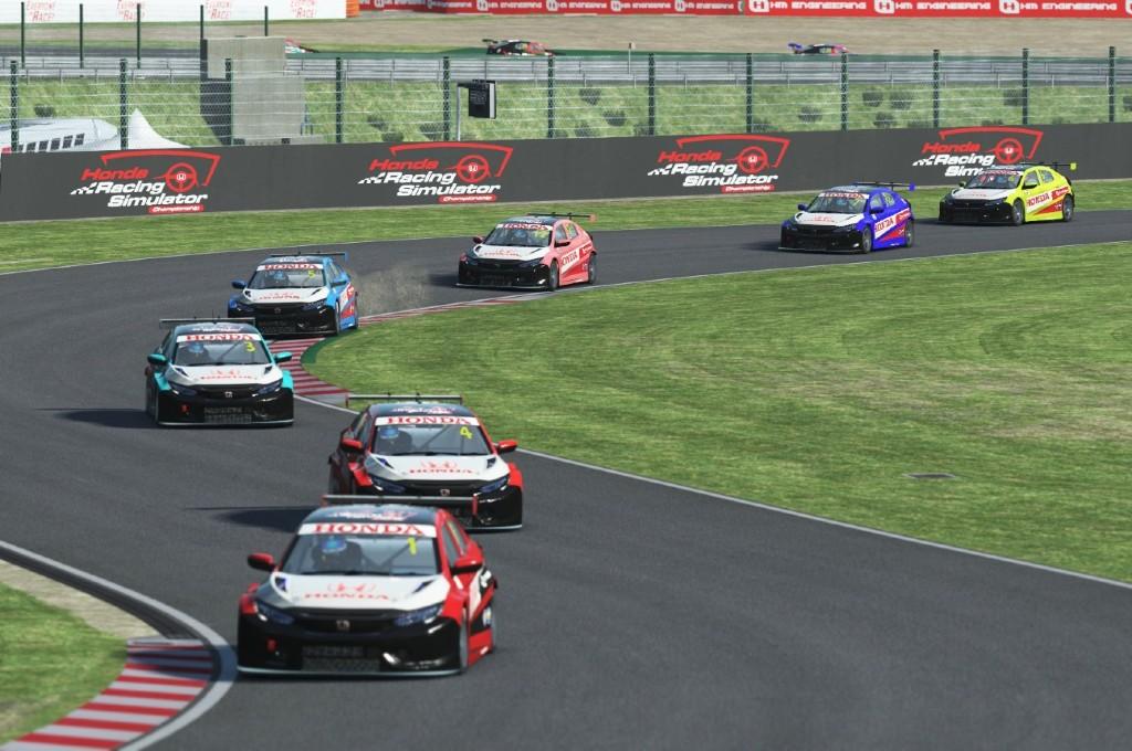 Ajang Balap Virtual HRSC Round 3 Berlanjut di Silverstone