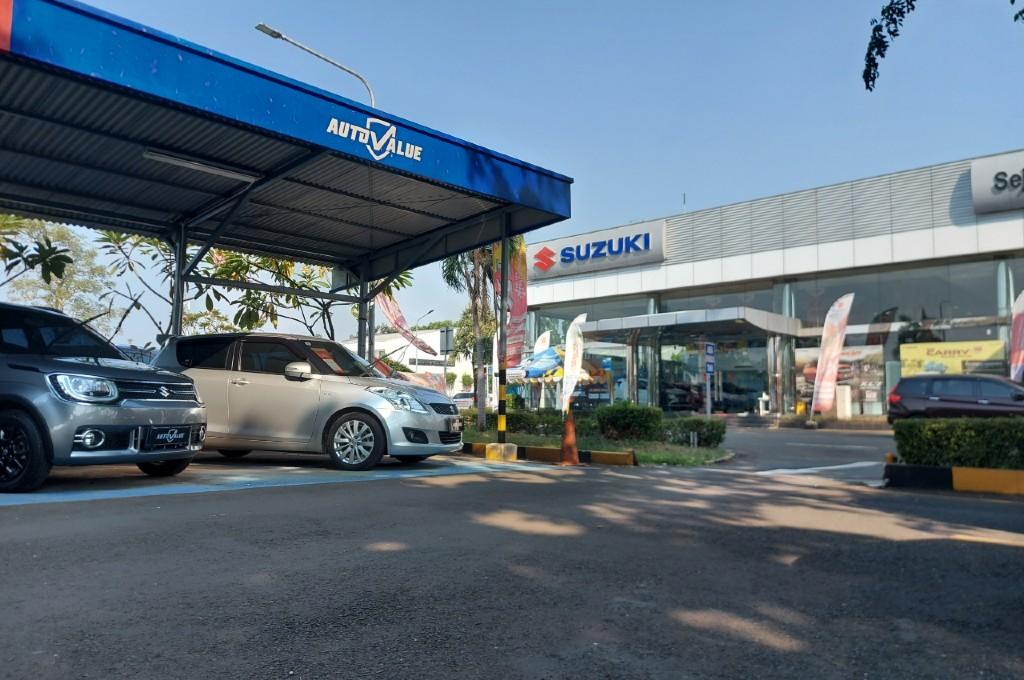 Periode program extra cashback Suzuki Auto Value diperpanjang. sis
