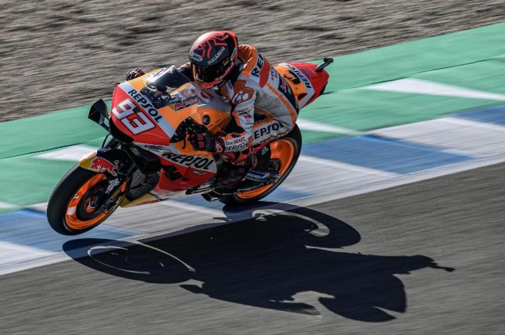 Jelang MotoGP Ceko, Marc Marquez Kirim Ancaman untuk Rival