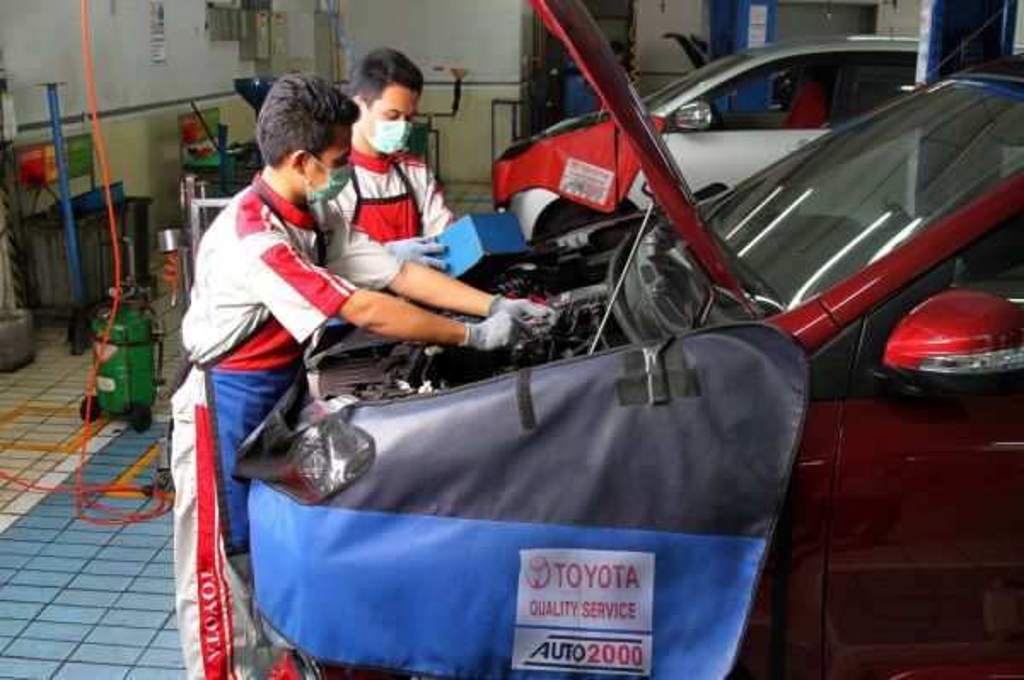Sambut HUT RI ke-75, Auto2000 hadirkan program Servis Merdeka. auto2000