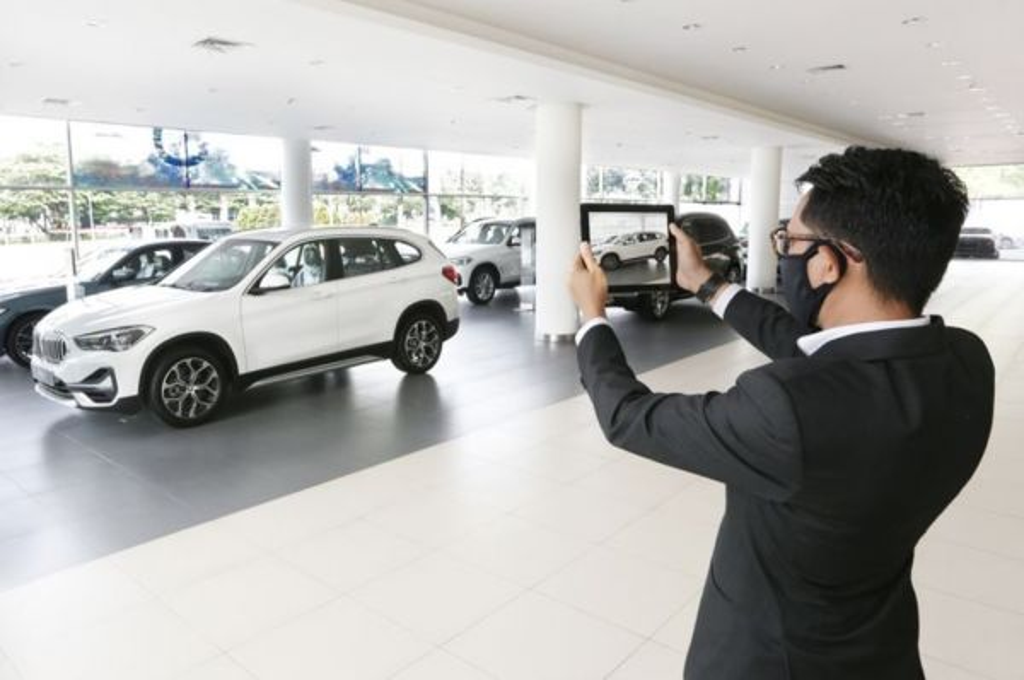 BMW Indonesia luncurkan showroom virtual. bmw