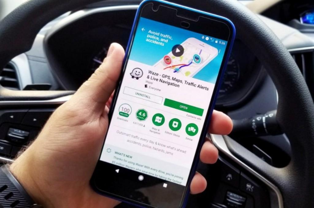 Waze Mencatat Peningkatan Lalu Lintas. ist