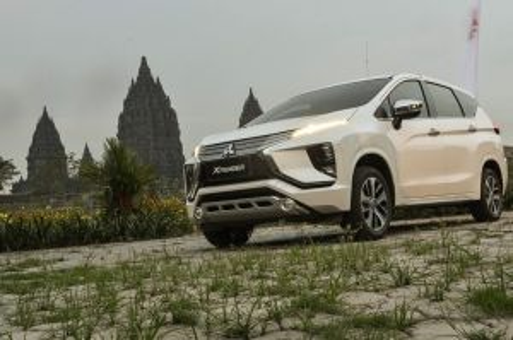 Mitsubishi Xpander, Solusi Pintar Bertualang di Era New Normal