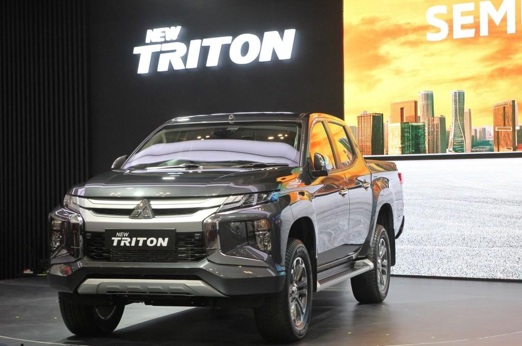 Terus berevolusi di tiap generasi, Mitsubishi Triton eksis 18 tahun di Indonesia. mmksi