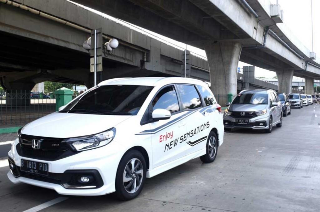 Mobilio Indonesia Community (Mobility), komunitas pengguna Honda Mobilio. honda