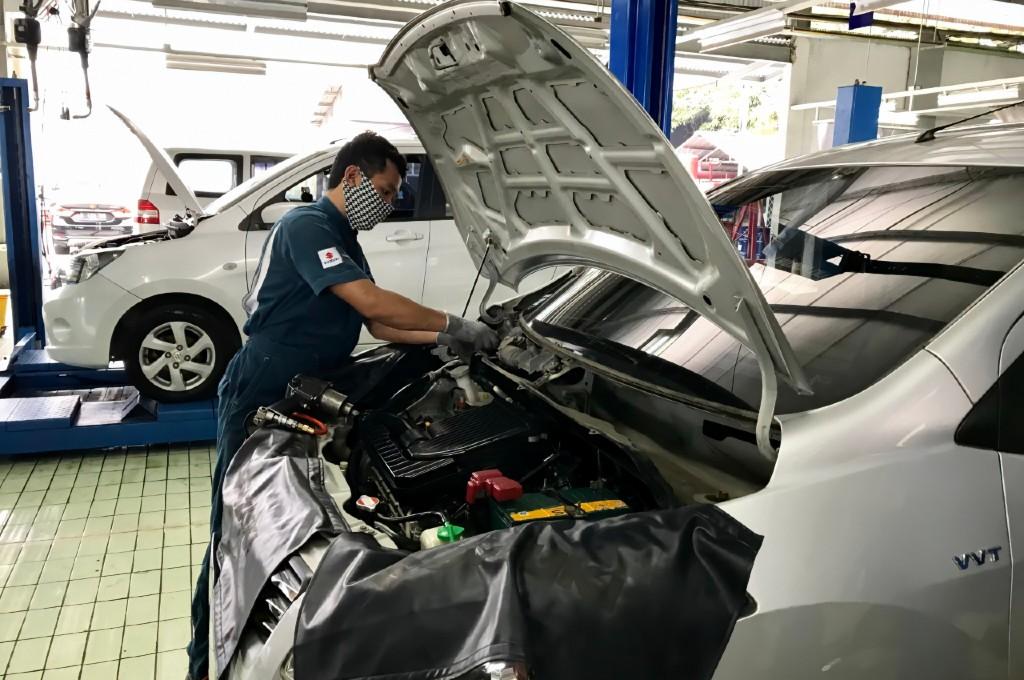 Garansi resmi kendaraan bisa gugur karena beberapa hal. sis