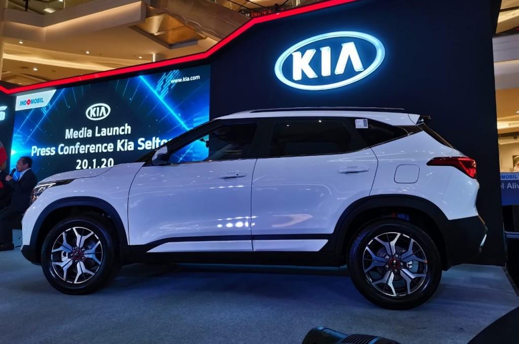 Kia Seltos, model andalan KIA di segmen SUV. dok medcom