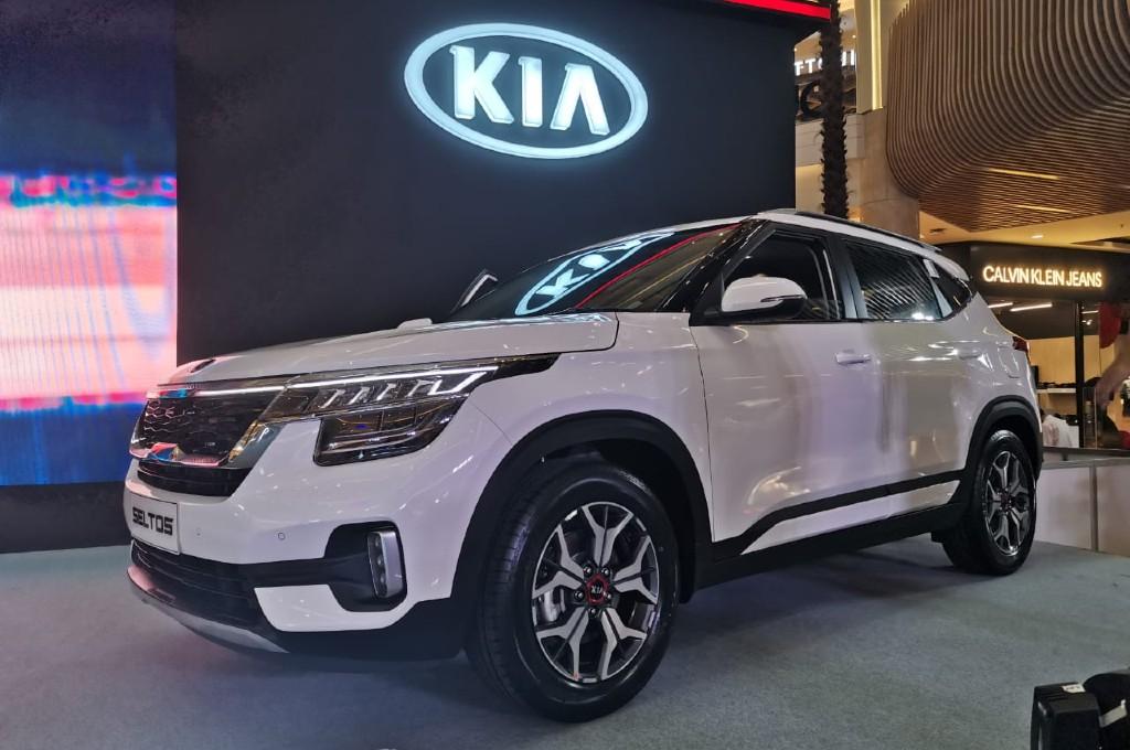 KIA Indonesia belum berniat datangkan Seltos diesel ke Indonesia. dok. medcom
