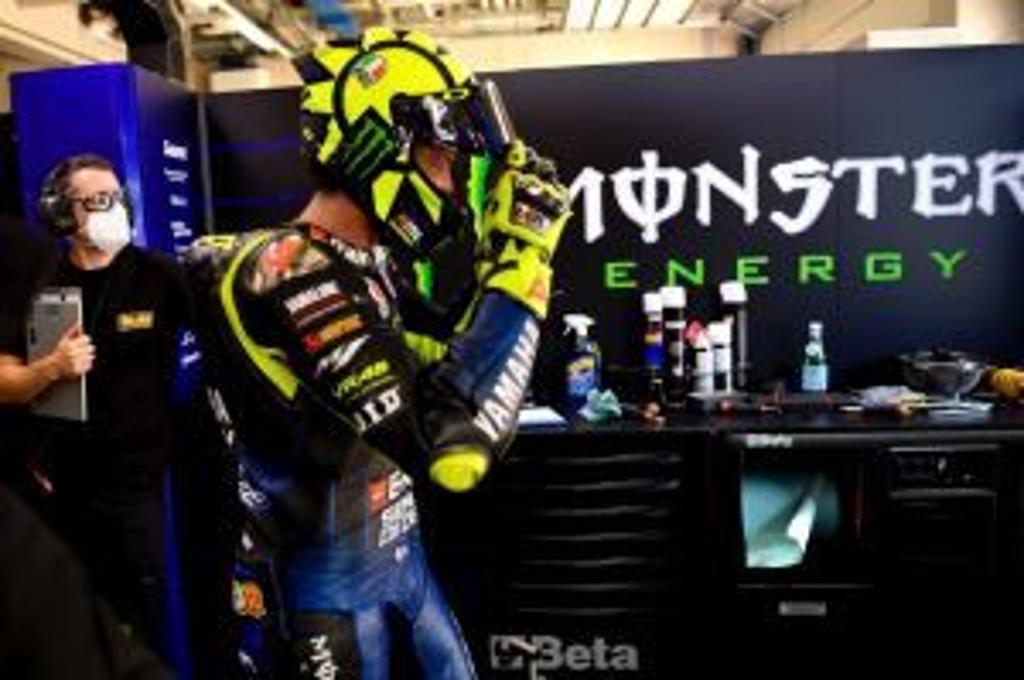 Rossi Sepakat ke Petronas Yamaha, Pengumuman Resmi di Misano