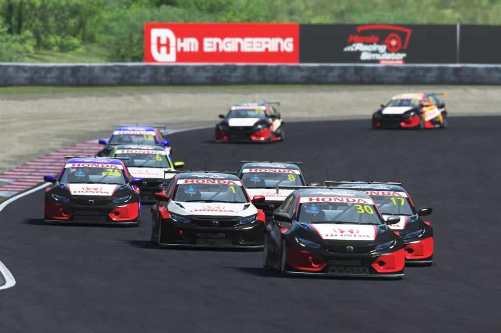 Round Final HRSC 2020 digelar akhir pekan ini di Sirkuit Estoril. honda