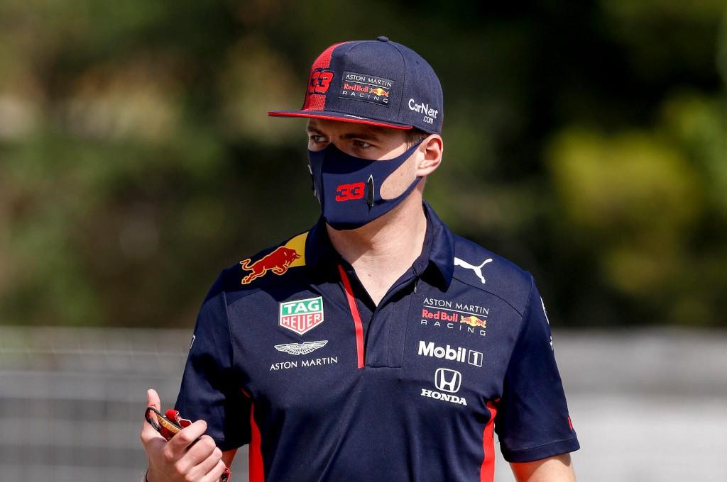 Max Verstappen raih podium kedua di Formula 1 Grand Prix Belgia. planetf1