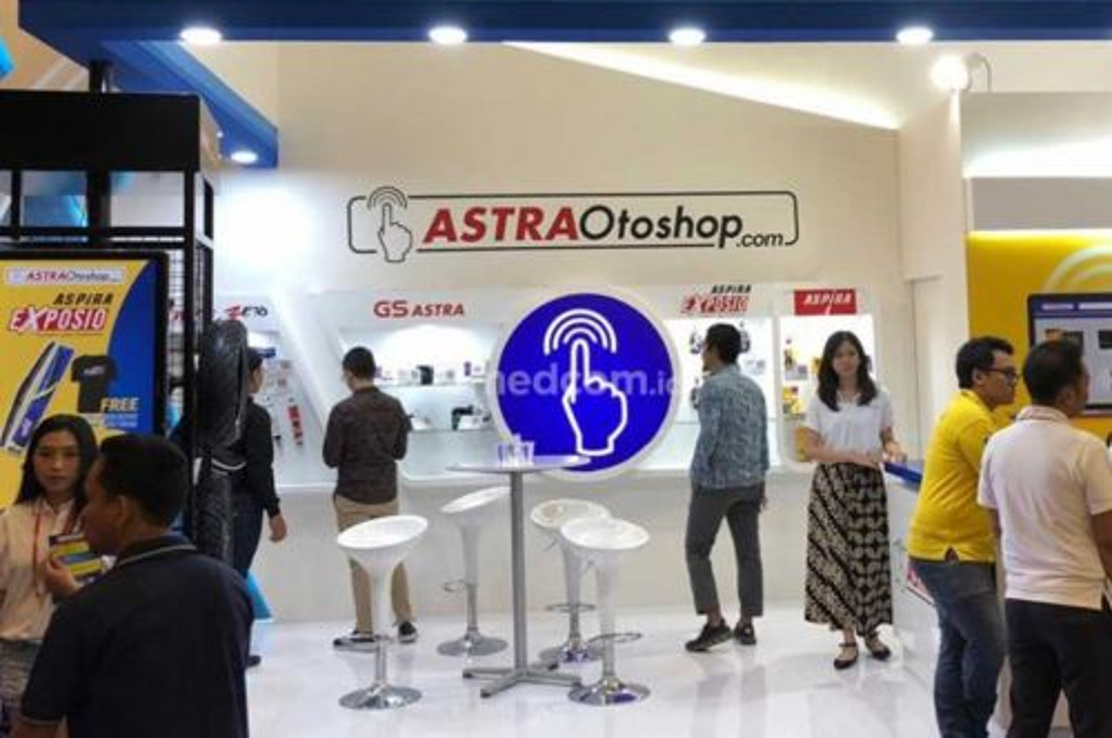 Di masa pandemi, Astra Otoparts andalkan penjualan online. dok medcom