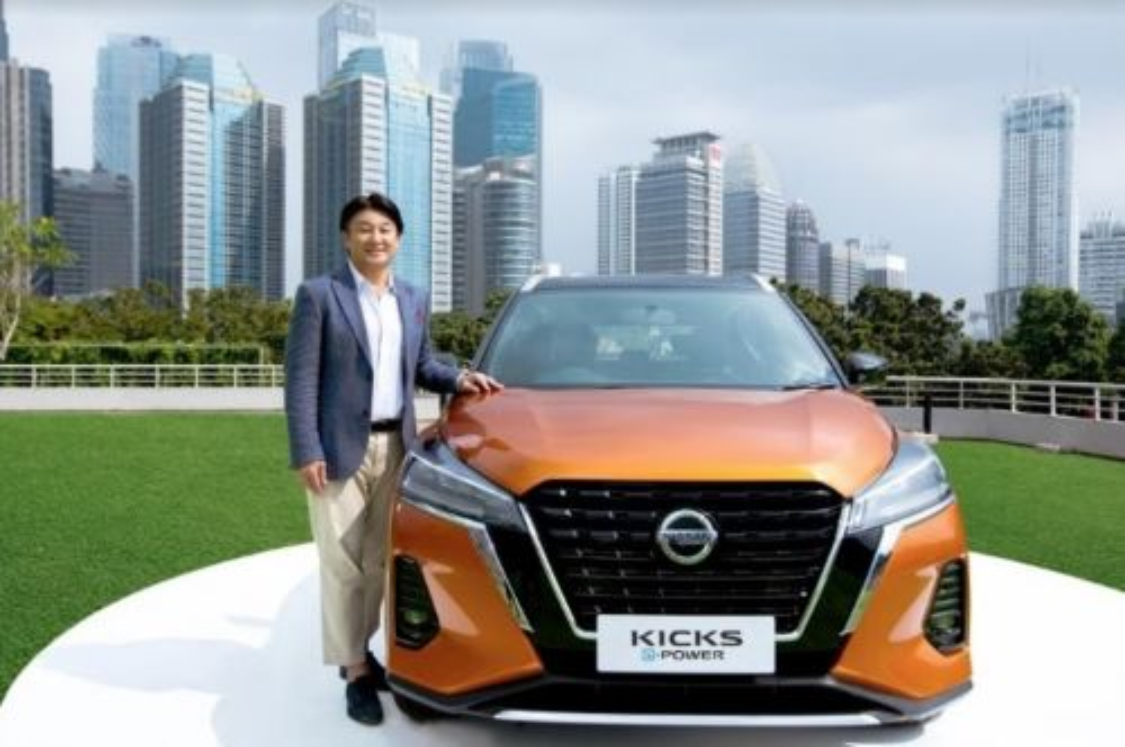 All New Nissan Kicks e-Power resmi meluncur di Indonesia. nissan
