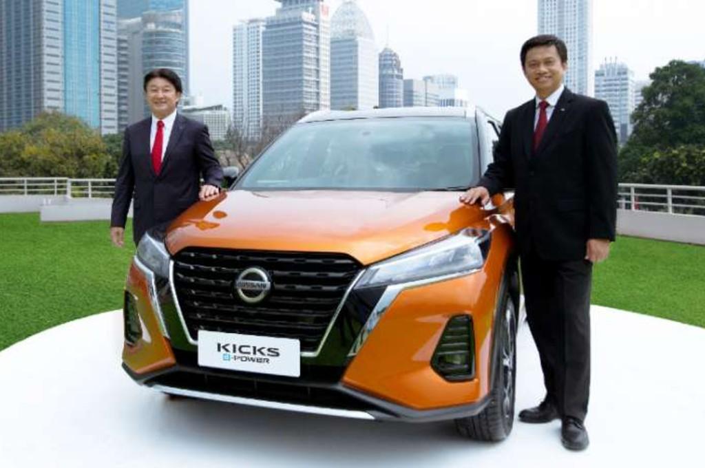 All New Nissan Kicks e-Power resmi meluncur di Indonesia, harga Rp449 juta. nissan