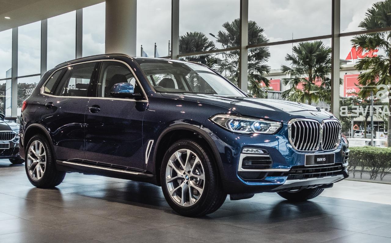 New BMW X5 Punya Banyak Fitur Baru, Segini Harganya