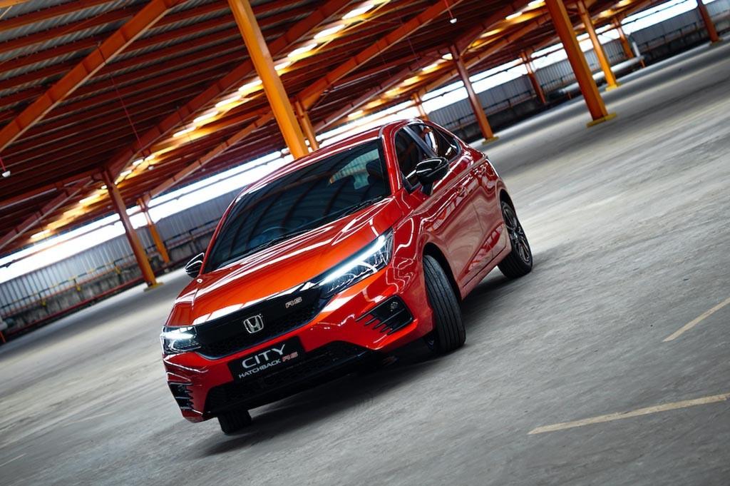 Honda City Hatchback. honda