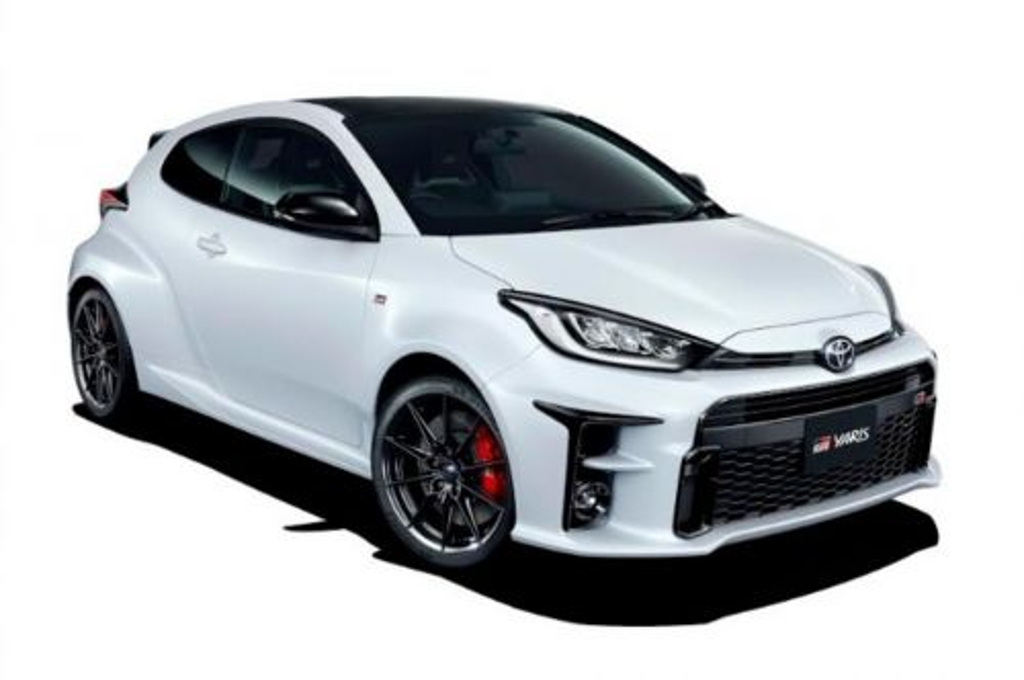 Toyota GR Yaris. (dok. toyota)