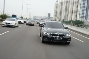 Touring 'New Normal' Komunitas BMW Astra