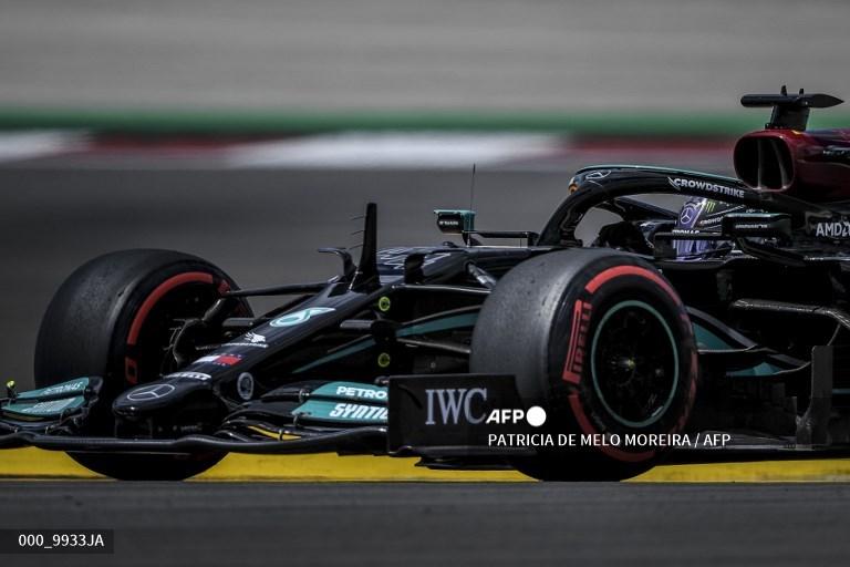 Berjaya di F1 Portugal, Hamilton Naik ke Puncak Klasemen