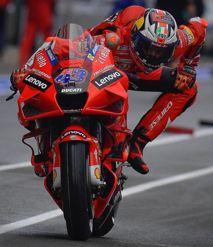Jack Miller menjuarai MotoGP Prancis 2021 (Foto: Ducati)