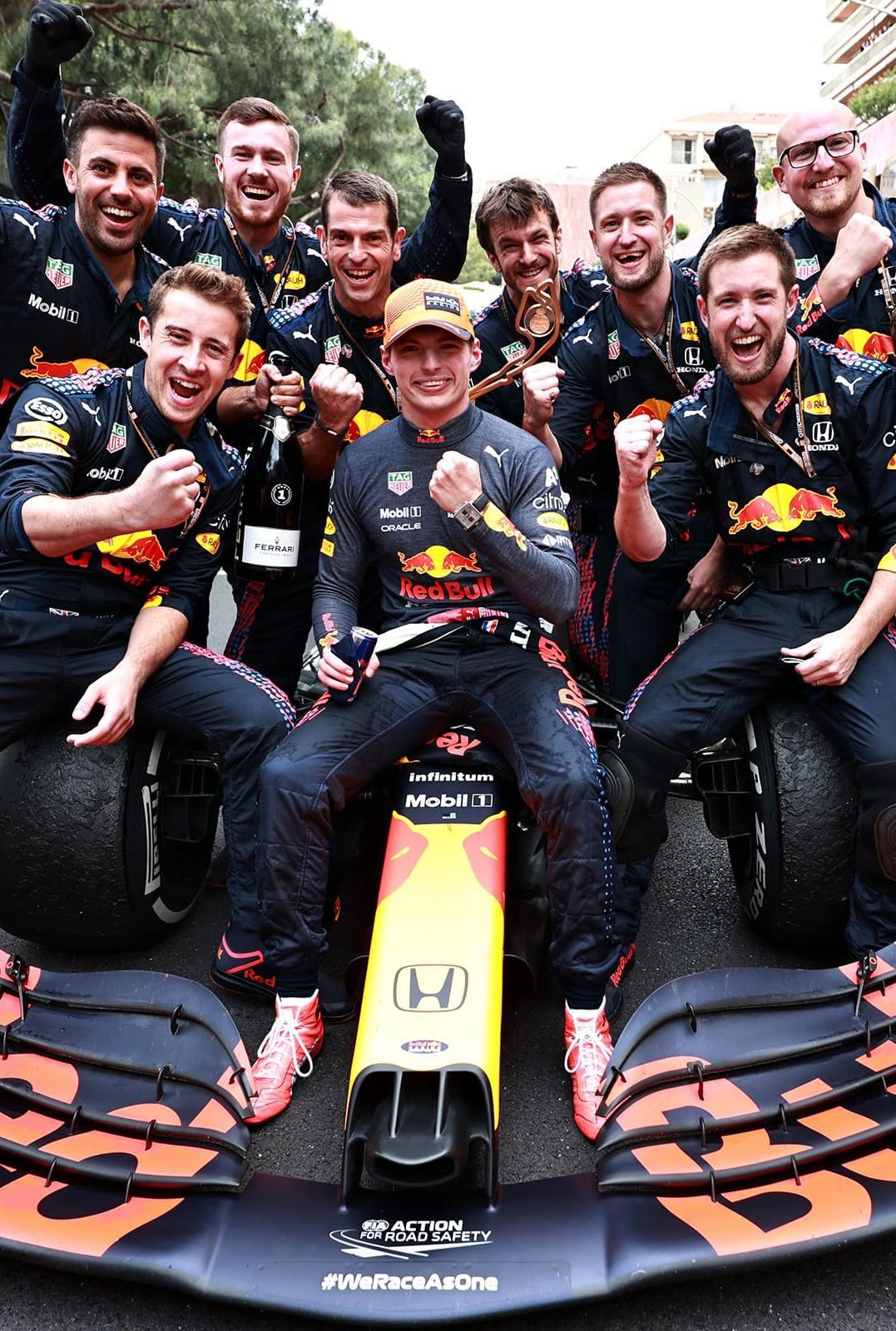 Max Verstappen Puncaki Klasemen Sementara F1 GrandPrix 2021
