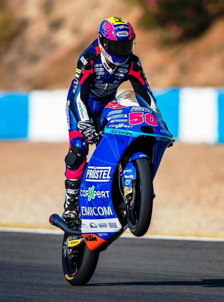 Jason Dupasquier (Foto: MotoGP)