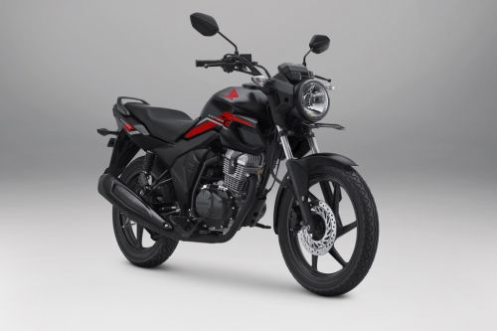 Honda New CB150 Verza (Foto: AHM)