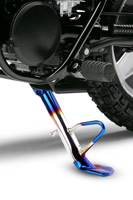 Standar samping motor (Foto: DAM)