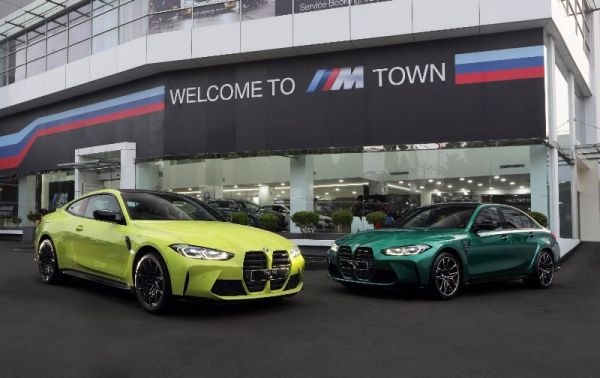 BMW New M3 Competition sedan dan New M4 Coupe Competition hadir di Indonesia (Foto: BMW Group Indonesia)