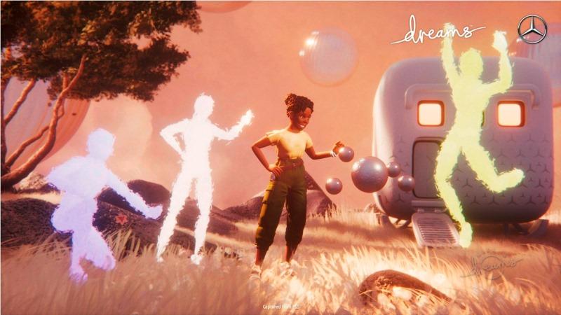 Mercy dan PlayStation Studios Media Molecule Kerja Bareng Bikin Game