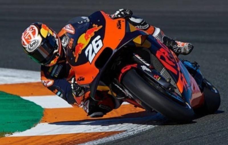 Dani Pedrosa bakal kembali turun di kelas MotoGP dengan status wildcard bersama KTM (Foto: KTM Factory Racing)