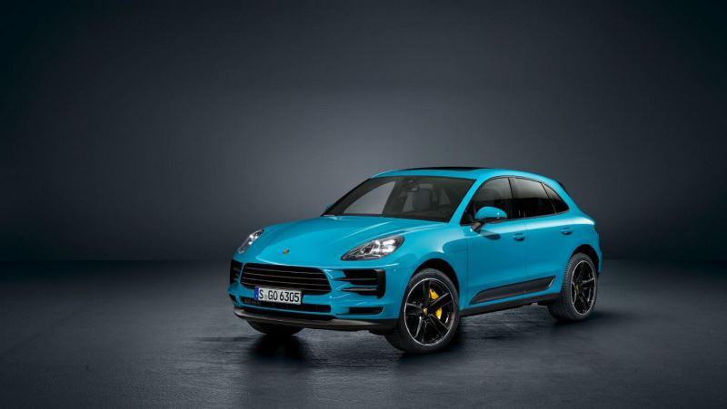Porsche New Macan (Foto: newsroom.porsche.com)