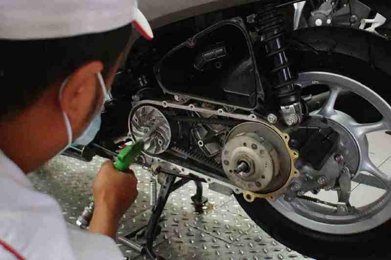 CVT motor matik (foto: newsbeezer)