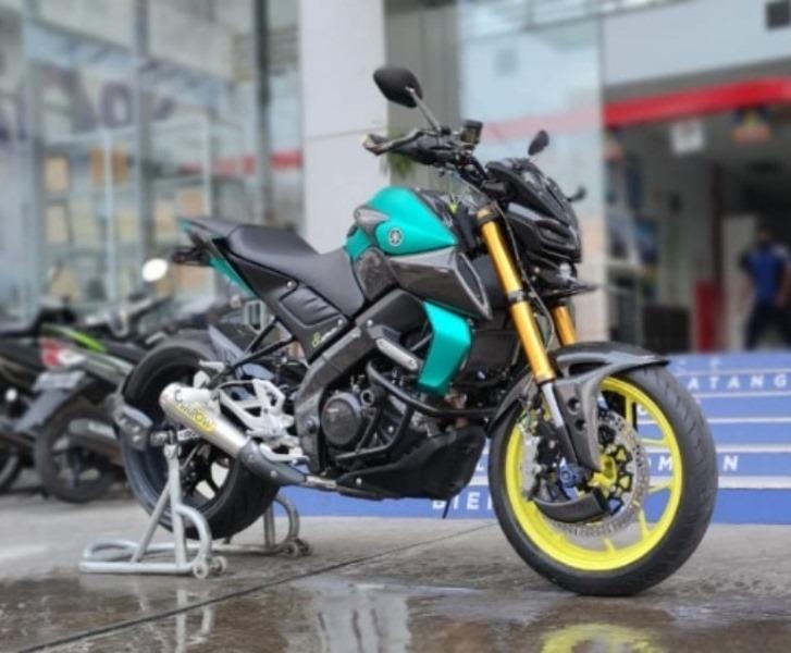 Yamaha MT-15 Hyper Naked asal Jambi (Foto: Yamaha DDS Jambi)